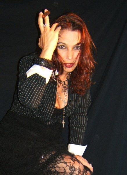Gina Vincenza Van Epps Psycho Seamstress